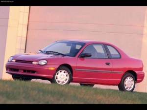 Dodge Neon 1997 Electronic Service Manual