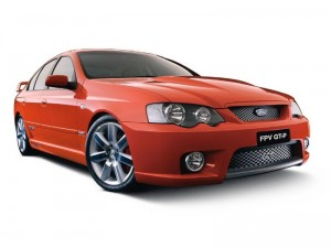 2003 Ford Falcon BA Service Manual - Repair Manuals