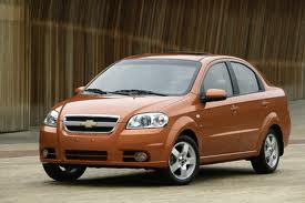 Chevrolet Aveo 2007 Owner's Manual