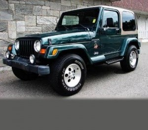 2000 2001 Jeep TJ Factory Service Manual – Download