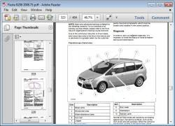 Ford Fiesta 2008 Body and Paint - Repair Manual