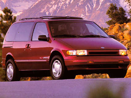 Nissan Quest 1993 1994 1995     Service    Manual  Car    Service