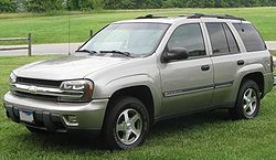 Chevrolet Trailblazer 2004 Service Manual and Repair
