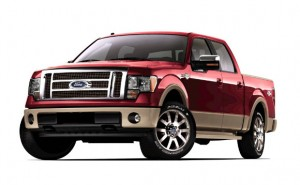 Ford F150 2009 2010 Factory service manual - Car Service