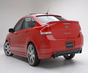 ford focus    body repair manual