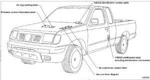 2004 nissan frontier service repair manual.