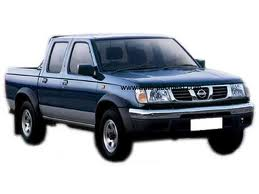 Nissan PickUp Body Repair Manual 1998-1999-2000-2001