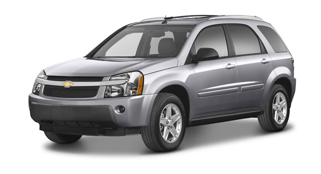 2005 Chevy Chevrolet Equinox Owners Manual Chevrolet
