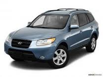 Hyundai Santa Fe 2007 2008 2009 Factory Service Manual