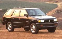 Service Repair Manual Honda Passport 1994-1995-1996-1997 - Car Service