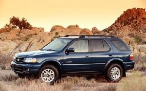 Factory Service Manual Honda Passport 1994-1995-1996-1997 - Car Service