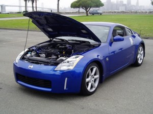 Nissan 350z 2003 2004 2005 2006 2007 Workshop Service Repair Manual