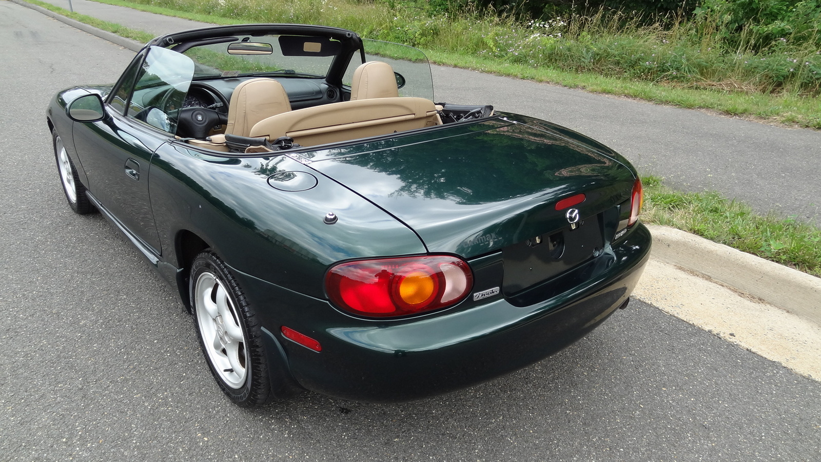1990 1992 1994 1996 1998 2000 Mazda Miata Mx5 Workshop
