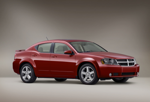 Dodge Avenger 2008 Manual De Propietario