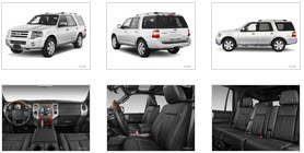 Ford Expedition 2012 Manual de Usuario y Propietario