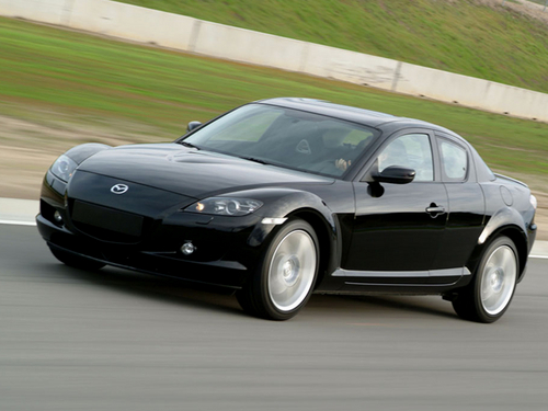 Mazda rx8 owners manual