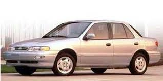 1994-1997 Kia Sephia Workshop Service Repair Manual 1995 1996 - Reviews Specs