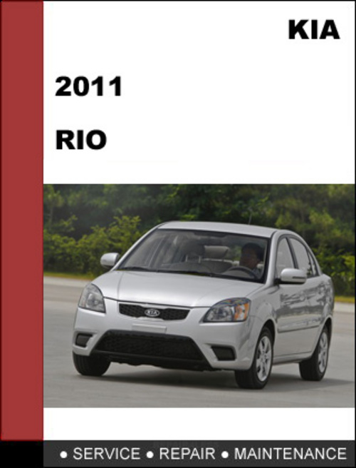2007 Kia Rio Repair Manual Specs Price Release Date