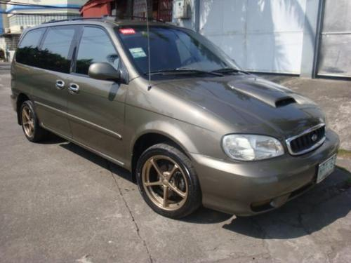 Kia Carnival 1999 2000 2001 Workshop Service Repair Manual - Car Service