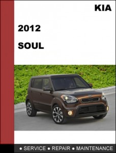 Kia Soul 2012 Technical Worshop Service Repair Manual - Mechanical Specifications