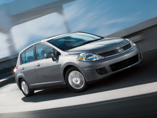 Nissan Versa 2007 2008 Workshop Service Repair Manual