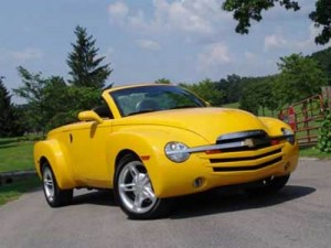 Chevrolet ssr 2003 2004 2005 2006 Workshop Service Repair manual