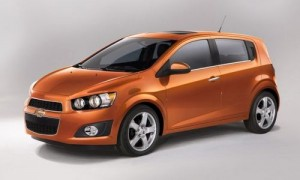 Chevrolet Sonic 2012 Hatchback and Sedan Workshop Service Repair