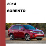 Kia Sorento 2014 2.4l 3.3l Workshop Service Factory Repair Manual