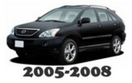 Lexus Rx 400 Hybrid 2005 2006 2007 2008 Workshop Service Repair Manual Download