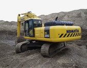 Excavator Komatsu PC300-7, PC300LC-7, PC350-7, PC350LC-7 Hydraulic Mechanical Service Repair Manual DOWNLOAD