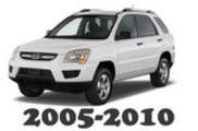2005-2010 Kia Sportage Suv 2.4 Dohc Workshop Service Repair Manual