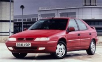 1993-1998 Citroen Xantia Petrol & Diesel Mechanical Repair Service Manual