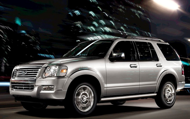 Click Here for 2010 Ford Explorer
