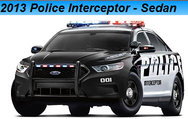 Police Ford Interceptor 2013 Workshop Service Repair Manual Download
