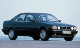 BMW 5-Series E34 Workshop Auto Service Repair Manual