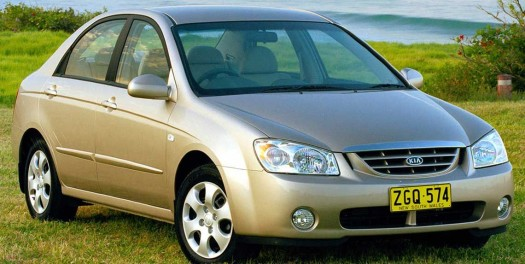 Kia Cerato 2004 2005 2006 Workshop Service Repair Manual