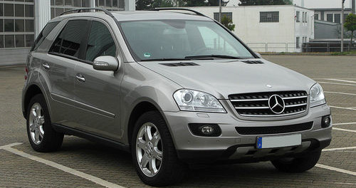 Mercedes Ml-class W164 2007 2008 Workshop Service Repair Manual