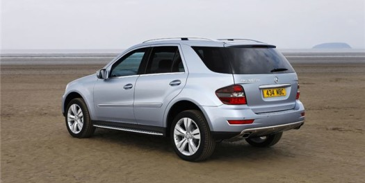 Mercedes Ml-class W164 2009 Factory Service Repair Manual