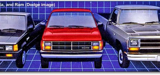 Dodge Dakota 1987-1996 Factory Service Repair Manual PDF