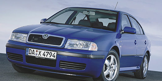 Skoda Octavia Mk1 1996-2004 Workshop Service Manual
