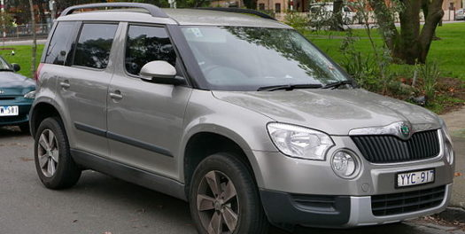 Skoda Yeti 2009-2011 Workshop Repair And Service Manual