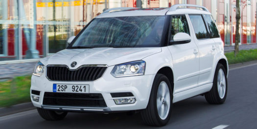 Skoda Yeti 2012-2015 Factory Repair Service Manual