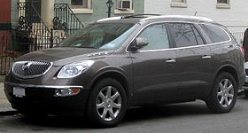Buick Enclave 2008-2012 Workshop Service Repair Manual