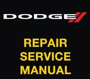 Dodge Ram 3500 HD 2012 2013 2014 2015 Workshop Service Manual