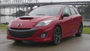 Mazda 3 Speed 3 2010-2012 Digital Workshop Repair Manual