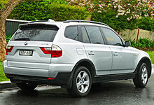 Bmw X3 E83 2003-2010 Workshop Service Repair Manual Download