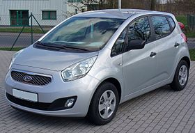 Kia Venga 2012 2013 Workshop Service Repair Manual