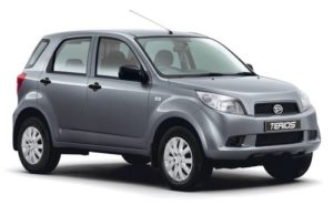 Daihatsu Terios J2 2006-2013 Workshop Service Repair Manual