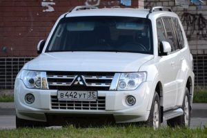 Mitsubishi Montero Pajero 2007-2012 Workshop Service Repair Manual