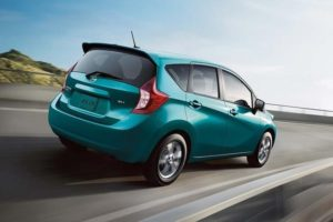Nissan Versa Note 2014-2015-2016, E12 Owner Manual